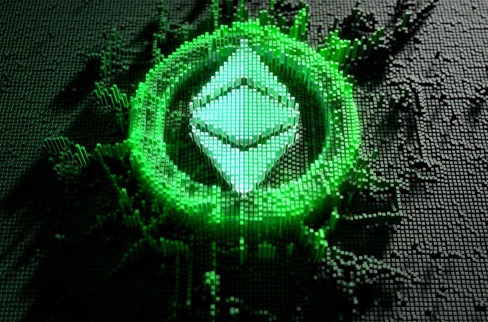 Ethereum roste