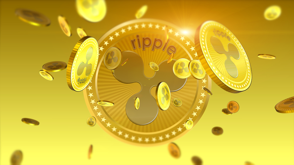 Ripple XRP roste