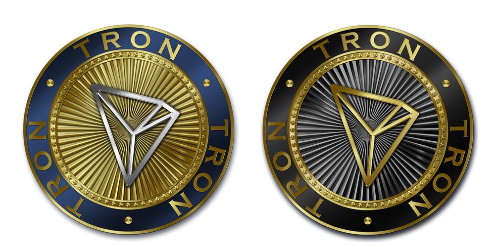 Krypto měna TRON